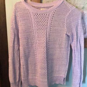 Girls sweater. Lg. 1989 Place